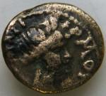 Lydie Ermocapelia (100 à 150) Le sénat et Rome AV.JPG