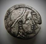 G05- Sicile Syracuse (-450) Litra Arethuse et pouple AV.JPG