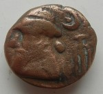 PA- Premiers rois Arsacides (-20 à +100) étoile ancre AV.JPG