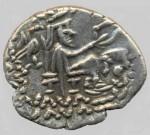 PA17- Fraates IV (-38 à -2) Mithradatkart aigle et aigle derrière throne. 4 gr. Sell 54.14 RV.jpg