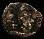 Kushan Shah Hormizd I (265 à 295). Gandhara. AV (11).JPG