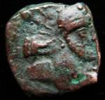 Kushan Shah Hormizd I (265 à 295). Gandhara. AV (01).JPG