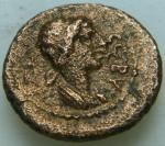 Agrippine  la Jeune (50 à 59) Lydie. Hypaepa R4 AV.JPG