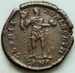 Theodose I (379 à 395) Gloria Romanorum Nicomédie RV.JPG