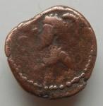 PA- Elymais Orodes IV et Ulfan  (vers 180) ancre à g. RV.JPG