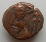 PA- Elymais Orodes III (130 à 147) ancre et grains AV.JPG