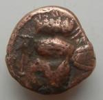 PA- Elymais Orodes IV et Ulfan  (vers 180) ancre à g. AV.JPG